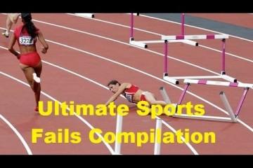 Bolavý sestřih – nehody a faily sportovců. Nasaďte suspenzory a jde se na to!