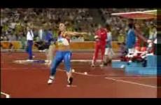 České sportovní úspěchy 4 – OH Peking 2008 Barbora Špotáková