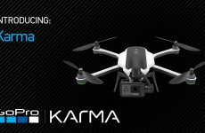 GoPro představilo nový a revoluční dron – Karma