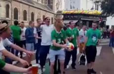 Irsko na EURU 2016