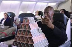 Kobe Bryant a Leo Messi se předvádějí v letadle