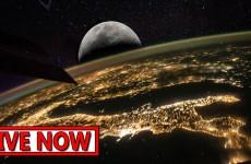 Livestream NASA – takhle vypadá země z vesmíru živě