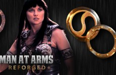 Man at Arms – Chakram (Xena)