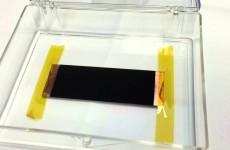 Nejčernější materiál na světě – Vantablack!