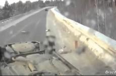 Nejhorší dopravní nehody! Video, ze kterého mrazí