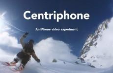 Nejlepší reklama na iPhone 6? Ta amatérská! Stačí jen lyžovat a točit mobilem