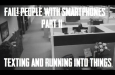 Největší faily chodců s telefonem ruce – pozor na nepozornost