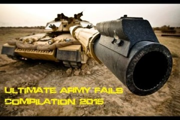 Největší faily vojáků! I armáda má své dny