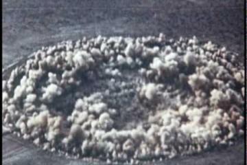 Podívejte se, co se stane, když odpálíte atomovou bombu v podzemí