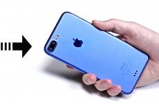 První pohled na nový prototyp iPhone 7 Plus