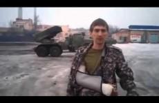 Ruští vojáci připravují ohňostroj pro ISIS, bude stát za to