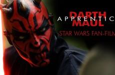 Skvělý Star Wars fanouškovský film s Darth Maulem, to musíte vidět