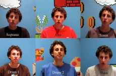 Super Mario Bros Theme Song Acapella