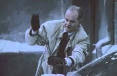 Takový ten pocit, když omylem oškrábete led z cizího auta