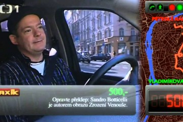 Taxík – Největší blbec v ČR
