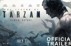 The legend of Tarzan – Officiální trailer 2
