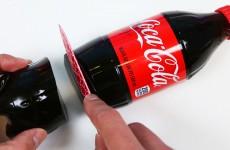Tipy a návody – udělejte si želatinovou lahev Coca Coly