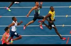 Usain Bolt vyhrál zlatou medaili na 100m na olympiádě v Riu 2016