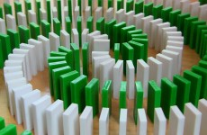 Úžasný domino efekt – dokázali byste to?